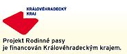 Královéhradecký kraj, projekt Rodinné pasy je financován Královéhradeckým krajem