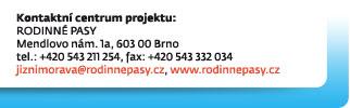 Sun Drive Communications s.r.o., Mendlovo nám. 1a, 603 00 Brno, tel.: +420 543 211 254 a +420 543 332 034