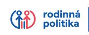 Rodinná politika - logo